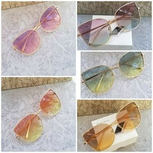 Cat in the Cat-Eye Sunglasses! Throw some